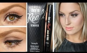 Benefit They're Real Push Up Liner ♡ First Impression & Review!