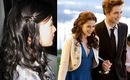 Twilight-Inspired Hair Tutorial: Bella Prom