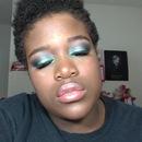 Green Blue Smokey