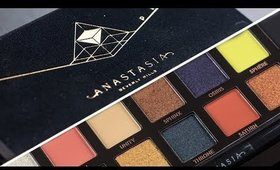 ABH Prism Eyeshadow Palette- Review and Swatches!