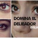 Domina el delineador (eyeliner)