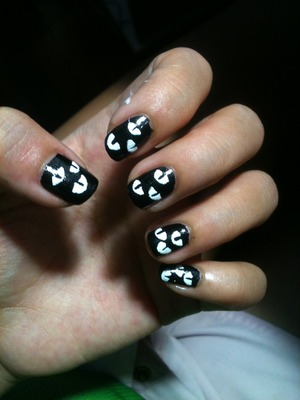 Nails for Halloween!