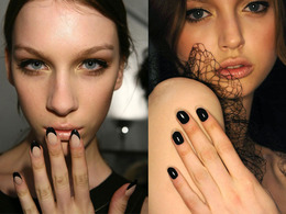 New York Fashion Week, Fall 2011: CND at Behnaz Sarafpour/Catherine Malandrino