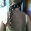 Diagonal Rope Braid