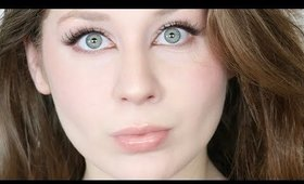 Foxy Eyes Too Faced Natural Nudes Makeup Tutorial 2020 | Lillee Jean