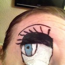 Second attempt at eye