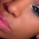 Spring Summer Colorful Makeup