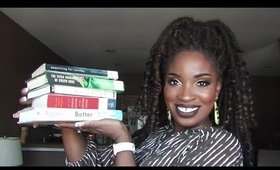 Things I'm Excited About | Books, Music, Makeup & More