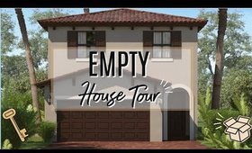 Empty House Tour 2020| My First Home!