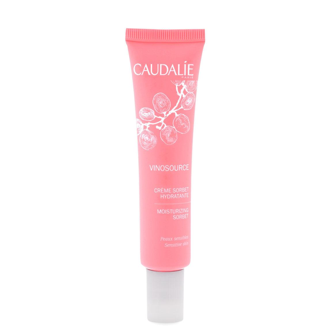 Caudalie Vinosource Moisturizing Sorbet Cream alternative view 1 - product swatch.