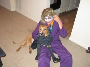 Joker and Batman