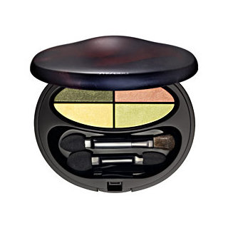 Shiseido The Makeup Silky Eye Shadow Quad
