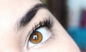 How To Get Massive Natural Looking Lashes + Tip | How to Grow your lashes naturally