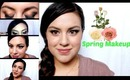 Spring Is in the air - Makeup tutorial