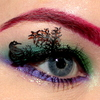 Ariel Little Mermaid eye close up