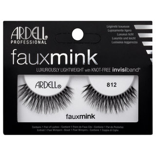 Faux Mink Lashes 812 Black