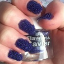 Flawless Caviar nails :D