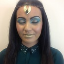 Egyptian goddess!