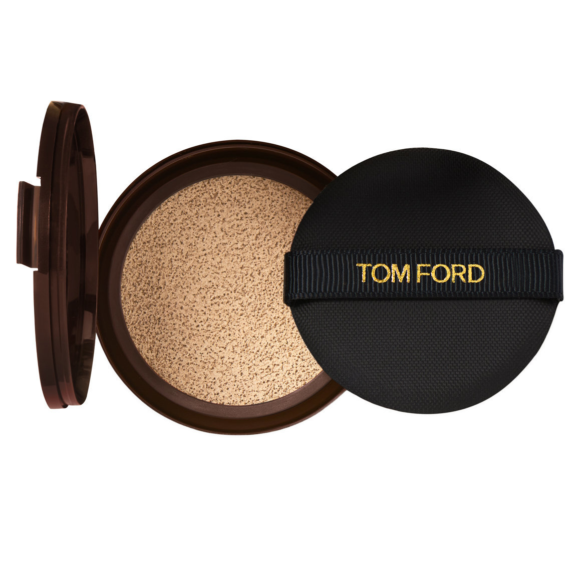 TOM FORD Shade and Illuminate Soft Radiance Foundation Cushion Compact Refill 1.1 Warm Sand alternative view 1.