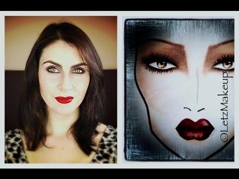 Makeup history