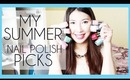 My Summer Nail Polish Picks 2013 | Bethni