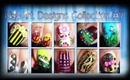 Nail Art Designs Collection #7 by Madjennsy