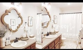 Guest Bathroom Make Over | House to Home 🏡 Ep 22