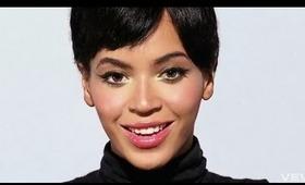 Beyonce  Countdown Music Video Makeup
