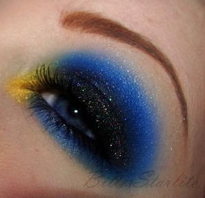 Glitter is Starlight by 8 Bit Cosmetics.