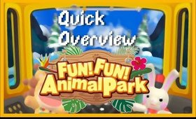 Quickie Review: Fun! Fun! Animal Park!