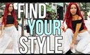 CLOTHING HACKS | How To Find Your Personal Style | Lindsay Marie