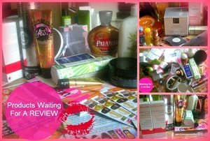 http://makeupfrwomen.blogspot.com/2012/03/products-waiting-for-review-xoxo.html