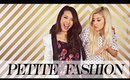 Petite Fashion Tips:: How To Casual Style ft Jen