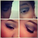 eyeshadow makeup look