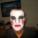Jigsaw Inspired Make-Up