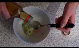 DIY Glanz-Haarmaske mit Avocado