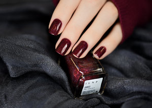 ILNP Diablo. Available worldwide on ILNP.com Swatch by Christa S.