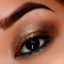 Bronze Pop Eyes