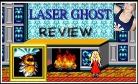 RETRO REVIEW: LASER GHOST