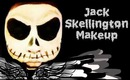 Jack Skellington Makeup Tutorial