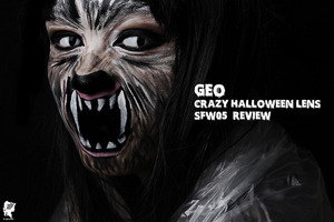 Product used:  http://www.uniqso.com/geo-sfw05  Makeup tutorial here: http://njennifer.blogspot.nl/2013/10/sponsored-geo-crazy-halloween-lens.html