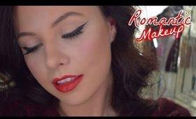 Romantic Makeup Look - Honest Chats | Danielle Scott