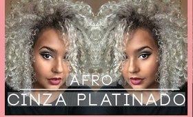 VLOG: Meu cabelo cinza platinado em Oslo