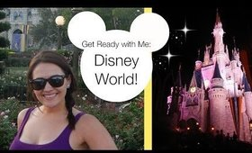 Get Ready With Me: Disney World