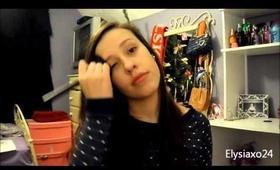 Makeup tutorial: Natural makeup for school!!!