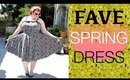 SPRING DRESS Plus Size Ootd