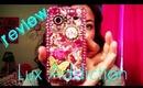 Review: Lux Addiction Custom Design Phone Case♥