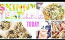 Lose Weight with Skinny Teatox ☼ What I Eat in a Day #HCLF