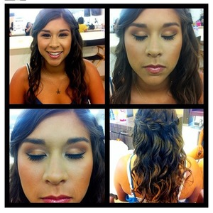 Hair and Make Up by me