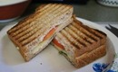 Turkey and Tomato Panini ~ Simple Healthy Meal